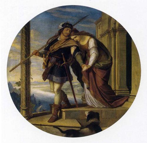 Siegfried e Kriemhild
