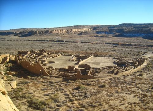 Pueblo Bonito, Chaco Canyon (by Chris M Morris, CC BY)