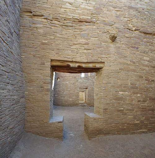 Chaco canyon - cover