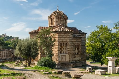 Byzantine Architecture Ancient History Encyclopedia