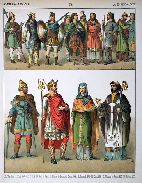 e5a27cd39a043 Clothes in Medieval England - Ancient History Encyclopedia