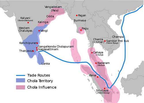 Chola Naval Expeditions