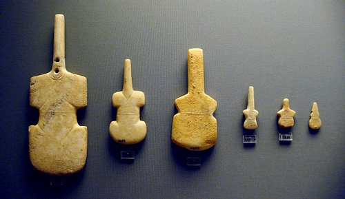 Early Cycladic Figurines