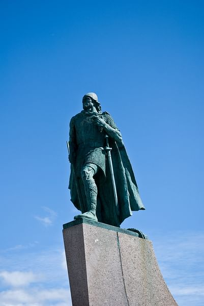 Leif Erikson (by Thomas Quine, CC BY)