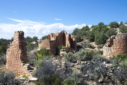 Tower Ruins, Hovenweep