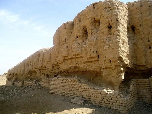The Ziggurat at Kish