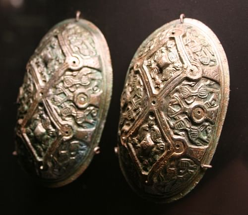 Viking Age Oval Brooches from Hedeby