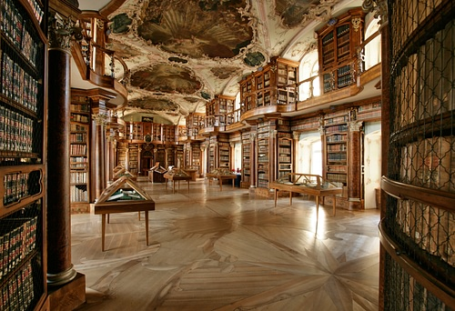 Abbey Library St. Gallen