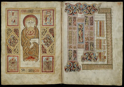Irish Gospels of Saint Gall
