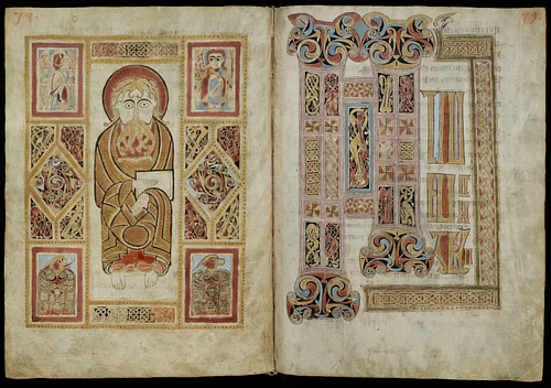 Irish Gospels of Saint Gall