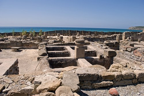 Ruins of a Garum Factory, Baelo Claudia