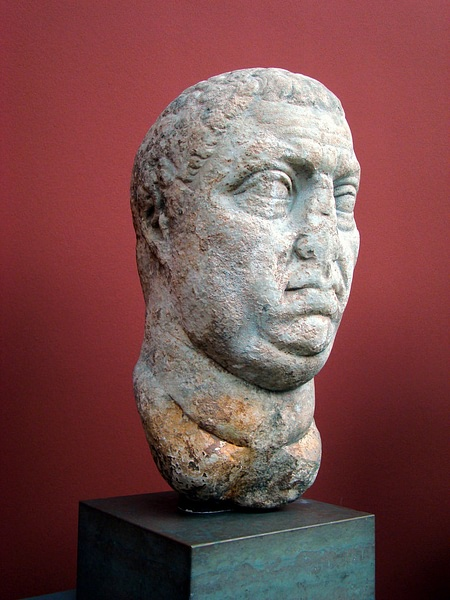 A Vitellius Vespasian Portrait Article Ancient