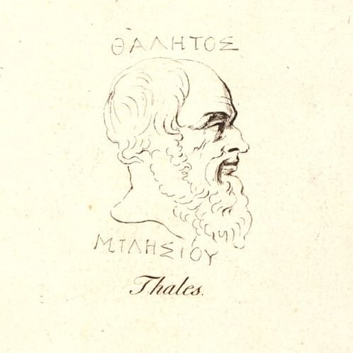 Thales of Miletus (by Peter Paul Rubens, Copyright)