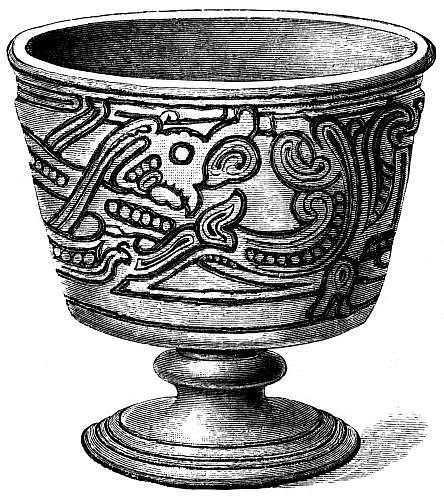 Viking Age Jelling Cup