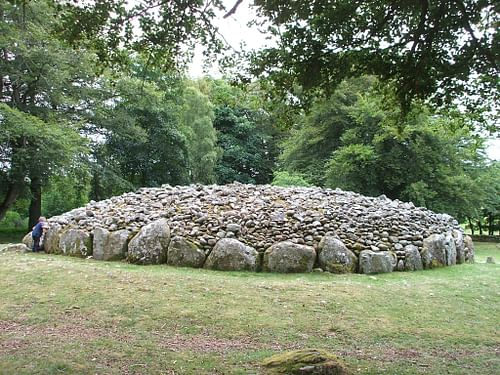 Balnuaran of Clava (by Dave Conner)