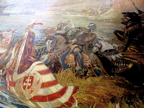 Rescue of Sigismund at the Battle of Nicopolis
