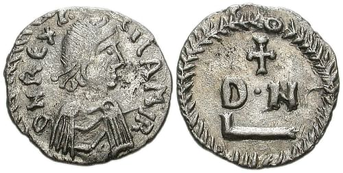 Coin of King Gelimer