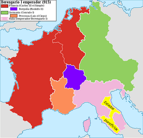 France During the Reign of Charles the Simple