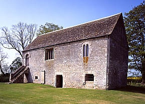 Boothby Pagnell Manor House