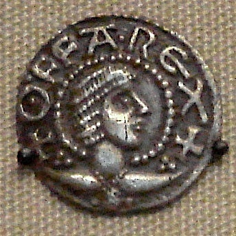 Coin of Offa of Mercia