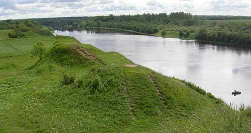 Rus Burial Mounds, Staraja Ladoga