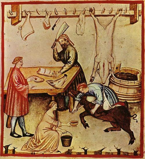 Medieval Trades - Ancient History Encyclopedia