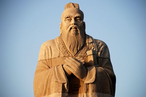 Confucius (by Rob Web, CC BY-NC-SA)