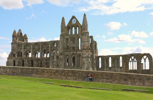 Whitby Abbey (by Mark Cartwright, CC BY-NC-SA)