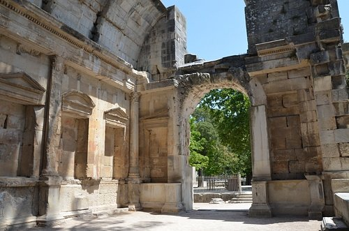 Temple of Diana, Nimes