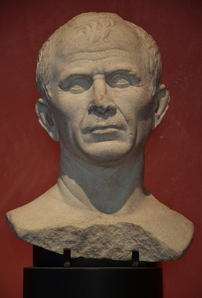 Possible Bust of Julius Caesar