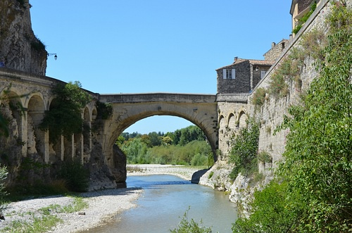 Roman Bridge, Vaison-la-Romaine
