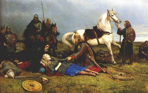 Ten Legendary Female Viking Warriors - Ancient History