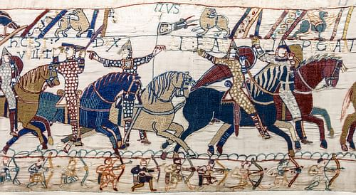 William the Conqueror, Bayeux Tapestry