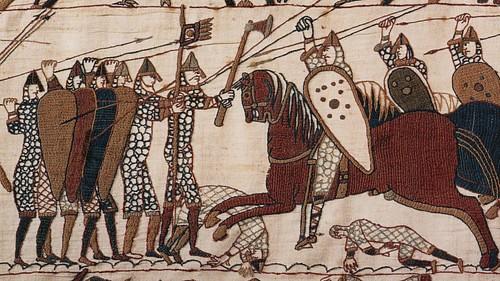 battle of hastings combatants