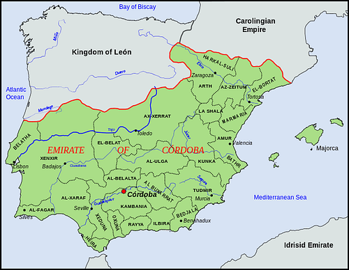 The Emirate of Cordoba