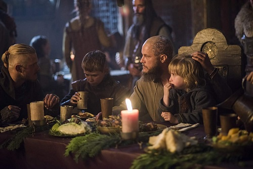 Norse-Viking Meal