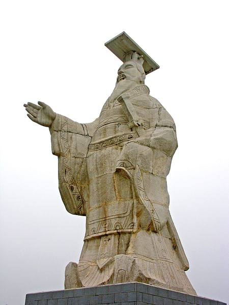 Shi Huangdi - Ancient History Encyclopedia
