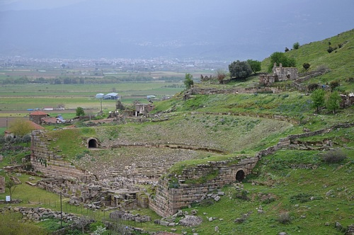 The Hellenistic Theatre of Alabanda