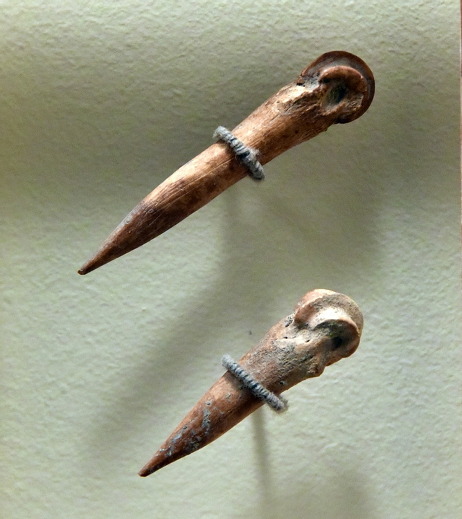 Bone Awls from Ain Ghazal