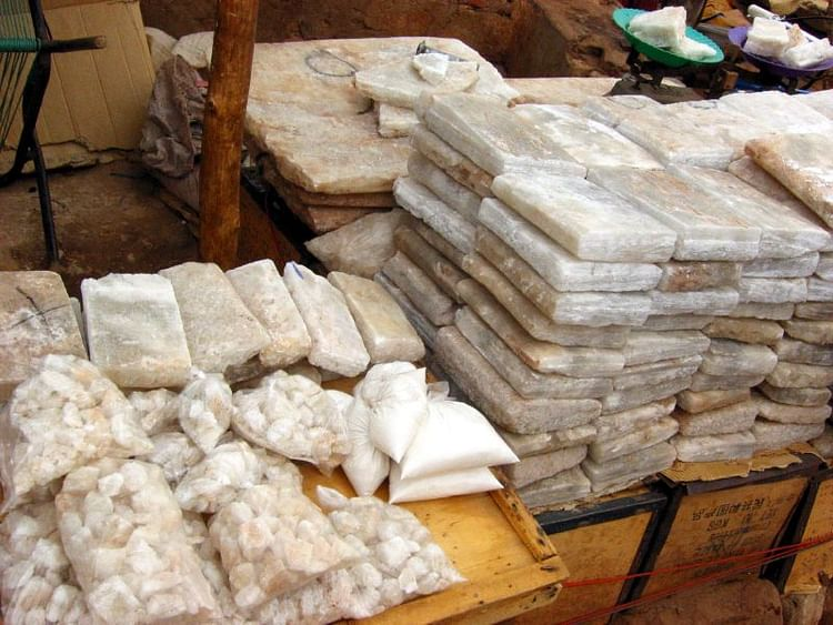 The Salt Trade of Ancient West Africa - Ancient History