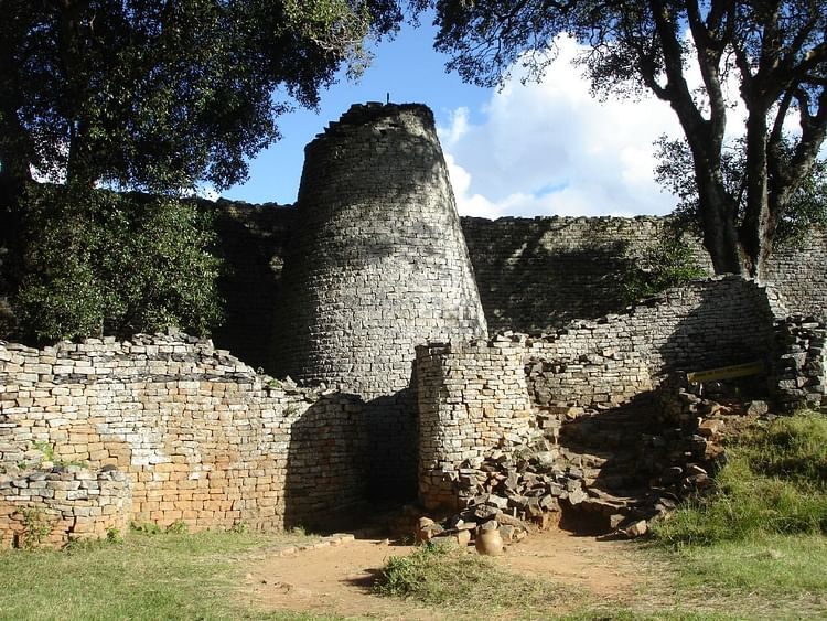 Great Enclosure Tower, Great Zimbabwe