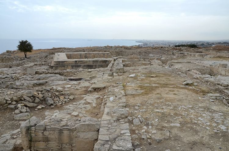 Acropolis of Amathous, Cyprus