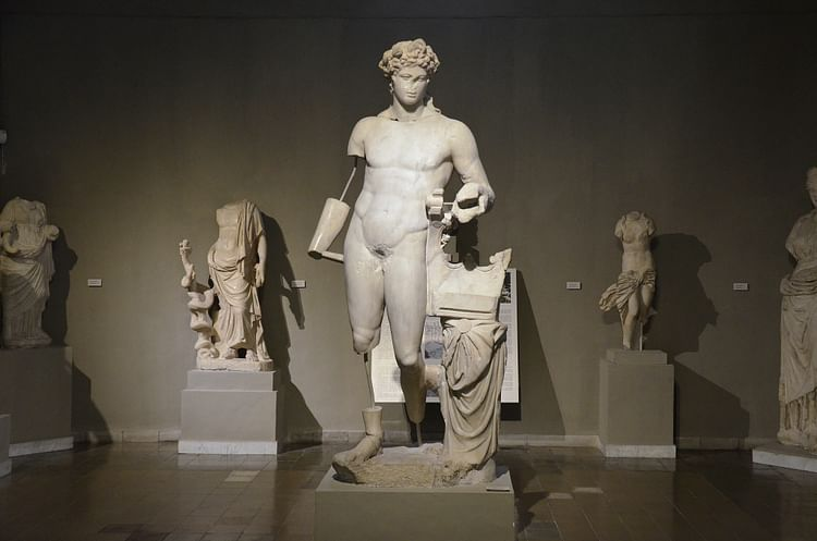 Roman Sculptures from Salamis, Cyprus