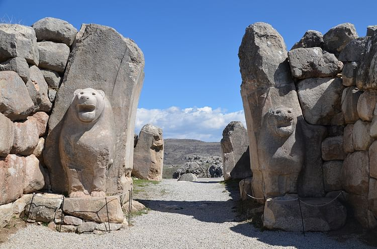 Five Key Historical Sites of the Hittites