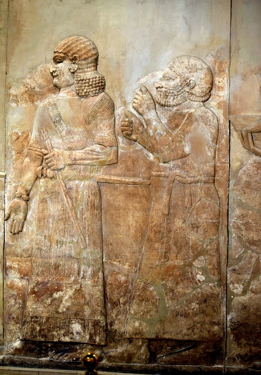 Head of Tributary Bearers from Urartu