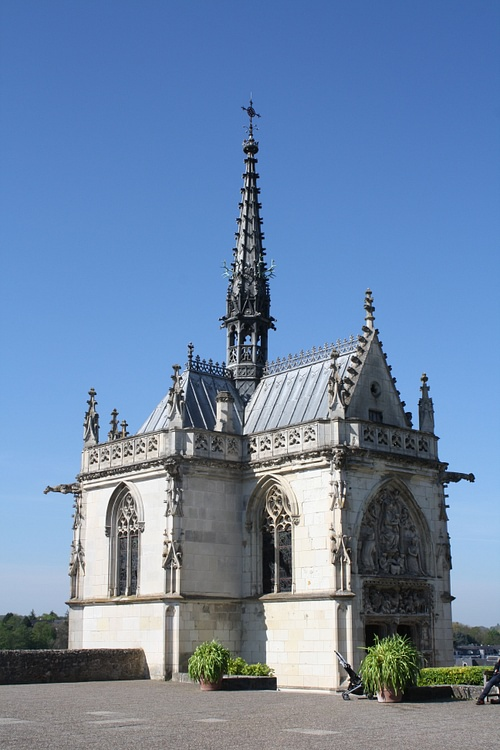 Chapel of Saint Hubert, Amboise