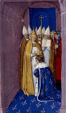 Coronation of Pepin the Short