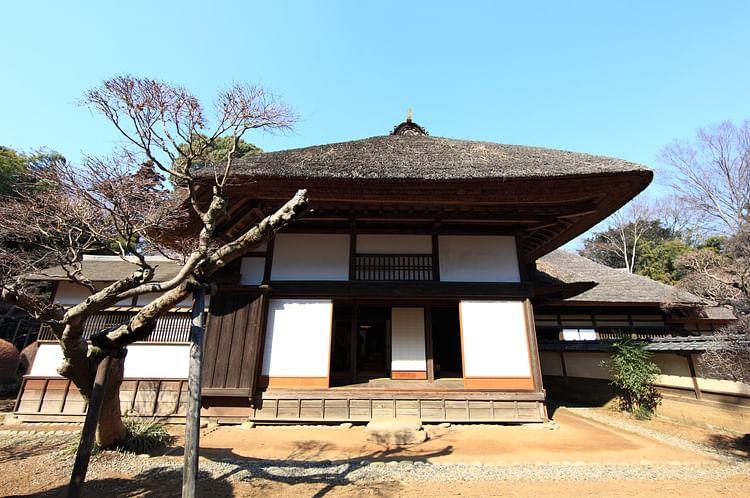 Vivienda tradicional japonesa