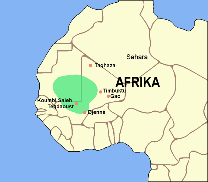 The Ghana Empire (Luxo)
