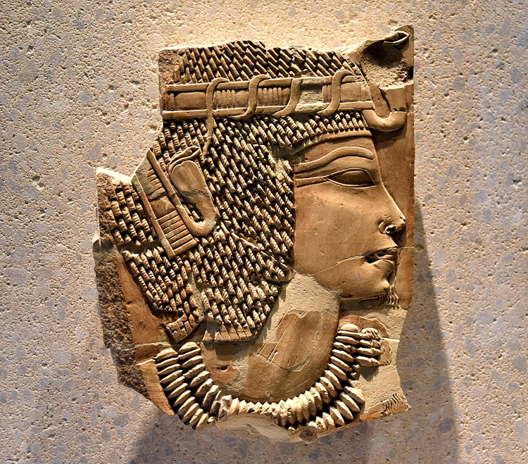 Tomb Relief of Amenhotep III